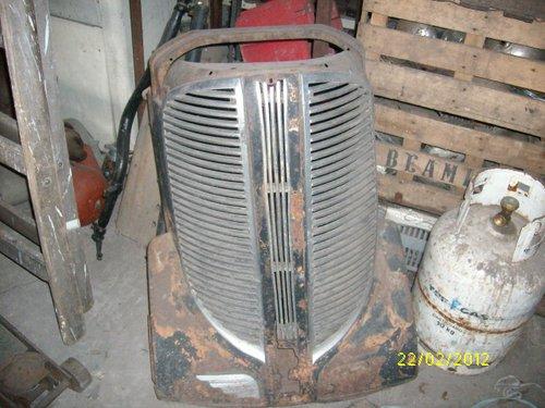 Repuesto M�scara Dodge 1938