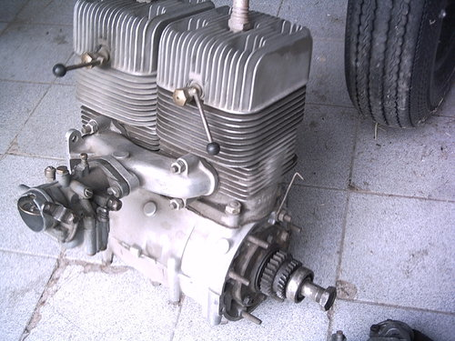 Repuesto Motor JLO