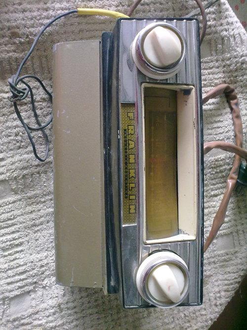 Repuesto Antigua Radio