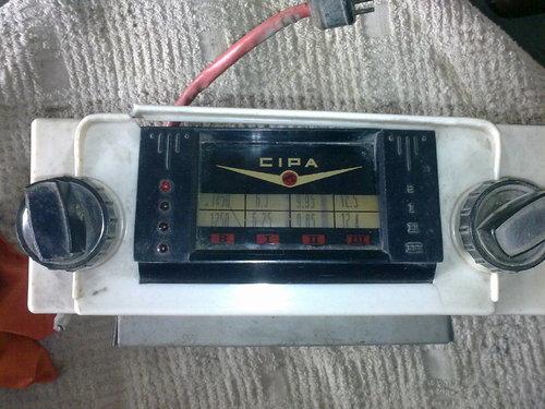 Part Old Radio