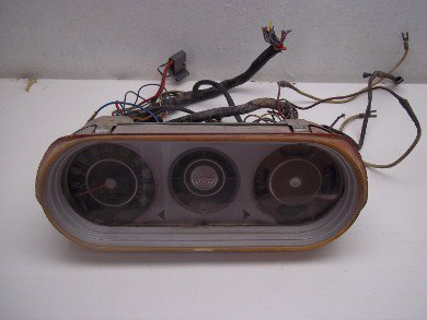 Part Chevrolet 400 Board