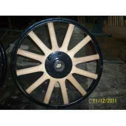 Part Restoration Wooden Wheels