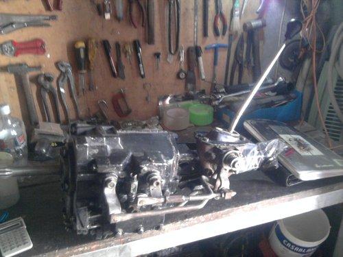 Repuesto Caja ZF Chevrolet