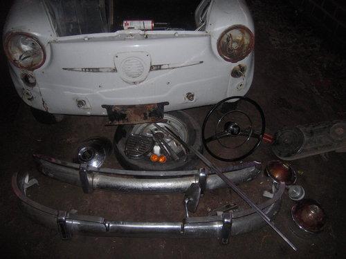 Repuesto Despiece Fiat 600 65