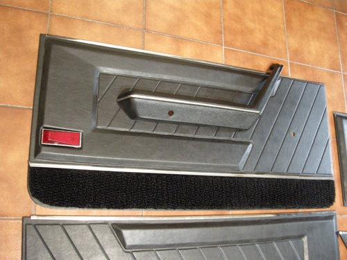 Repuesto Paneles Tapizados Torino ZX, Gamma