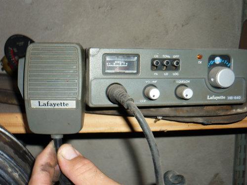 Repuesto Radio Dukes Hassar