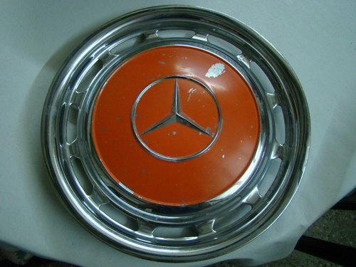 Repuesto Taza Mercedes Benz
