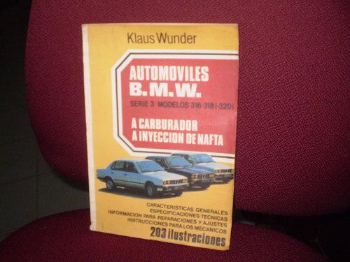 Repuesto Manual BMW