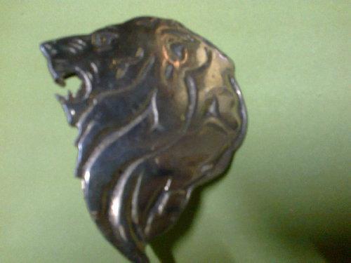 Part Peugeot Badge