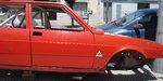 Puertas Alfa Giulietta 1978