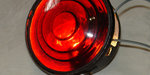 Ford T Cachila Rear Lantern Red Glass 1916-1925
