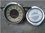 Velocimetro Y Reloj Aceite/amper