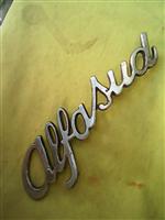 Alfasud Insignia -emblema
