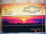Manual Camaro 1995