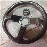 Steering Wheel Fittipaldi