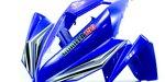 Guardabarro Delantero (azul) (mod. Nuevo) Gorilla
