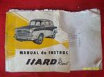 Manual Issard 700