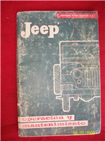 Manual Jeep Ika,usuario