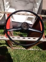 Steering Wheel Fiat 600 E
