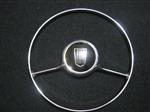 Centro Volante Pulsador Fiat 600