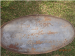 Tanque Combustible Fordson