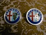 Juego Insignias Para Alfa Romeo Alfetta Gt/gtv
