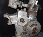 Motor Italiano Motom 50cc. Mod. 1948