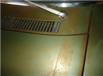 Rejilla Parabrisa Chevy