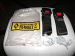 Cinturones Seguridad Traseros Originales Renault