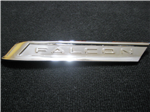 Insignia Parante Ford Falcón (derecho)