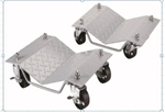 Carros Dolly Para Mover Vehiculos En Talleres,garages U Otro