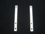 Soportes Patente Delantera Fiat 600-128-1500-1600-125-133