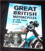 Great British Motorcycles 50 Y 60, Bob Currie