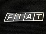 Insignia Baul Fiat 128 Se