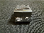 Tecla Luces Exteriores-limpiaparabrisas Fiat 125 Multicarga