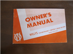 Manual Usuario Willys