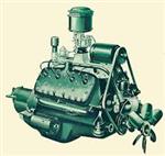 Ford V 8 1938/42