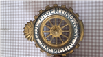 Antigua Insignia Escudo Del Aca Automovil Club Argentino