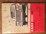 Manual Fiat 1500c