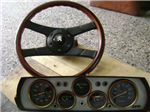 Volante Y Tablero Peugeot 504 Xse