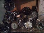 Tacometros,relojes Horarios,velocimetros