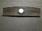 Parrilla Plástica Negra Fiat 600
