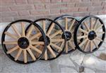Ruedas Ford T 30 X 3 1/2