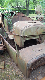 Bodywork Ford T 1927 double Phaeton