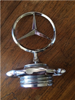 Radiator Cap For Mercedes Benz 170 Sd 1954