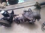 Complete hydraulic Torino
