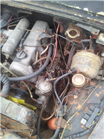 Engine Mercedes Benz Om615 2.2d boxed 4th