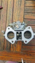 Par Carburadores Weber 40
