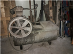 Old air compressor