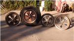 4 rims 14 Falcon Futura